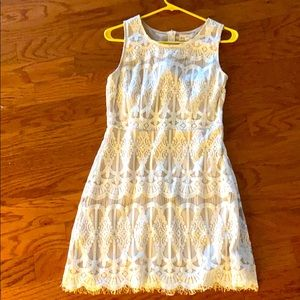 Francesca's Sweet Journey Lace Dress